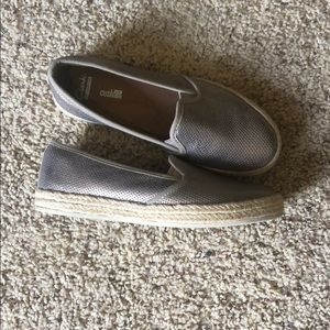 Clark's Collection Soft Cushion Loafers Size 6